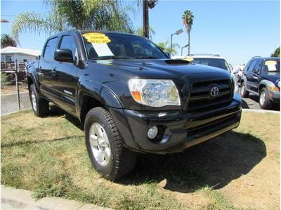 2006 Toyota Tacoma PreRunner Double Cab for sale VIN: 5TEJU62N86Z220239