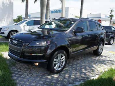 2009 Audi Q7 3.6 For Sale VIN: WA1AY74L29D009759