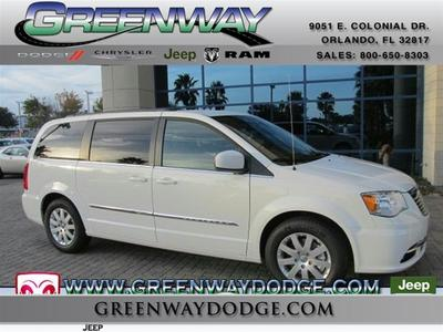 2013 Chrysler Town & Country Touring for sale VIN: 2C4RC1BG2DR604496