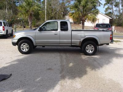 2004 Toyota Tacoma PreRunner Xtracab for sale VIN: 5TESM92N64Z432561