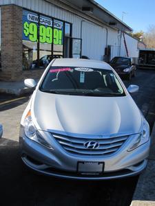 2011 Hyundai Sonata GLS for sale VIN: 5NPEB4AC8BH153070