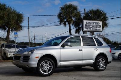 2010 Porsche Cayenne  for sale VIN: WP1AA2AP7ALA02500