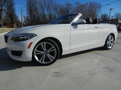 2015 BMW 228 i for sale VIN: WBA1K5C53FV473757