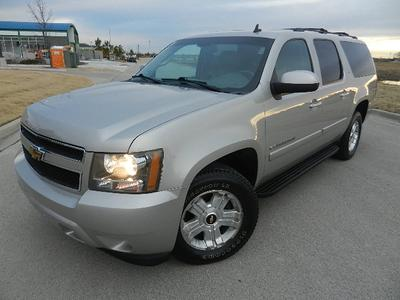 2008 Chevrolet Suburban 1500 LT for sale VIN: 3GNFC16038G210444