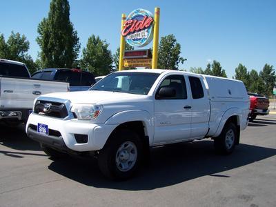 2013 Toyota Tacoma PreRunner for sale VIN: 5TFTX4GN6DX024351