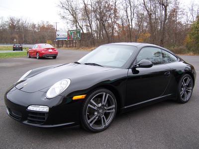2012 Porsche 911 Black Edition for sale VIN: WP0AA2A95CS788163