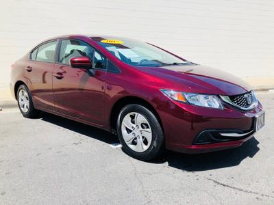 2015 Honda Civic LX for sale VIN: 19XFB2F57FE706949
