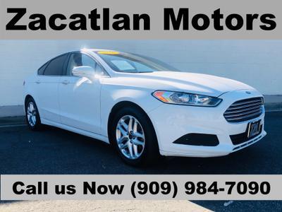 2016 Ford Fusion SE for sale VIN: 3FA6P0H73GR345241