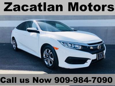 2017 Honda Civic LX for sale VIN: 2HGFC2F57HH530765