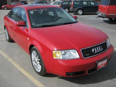 2002 Audi A6 2.7T quattro