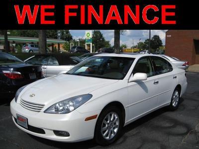 2003 Lexus ES 300  for sale VIN: JTHBF30G035041773