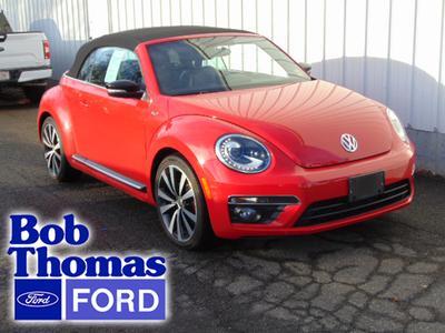 2014 Volkswagen Beetle 2.0T R-Line for sale VIN: 3VW7T7AT0EM806039