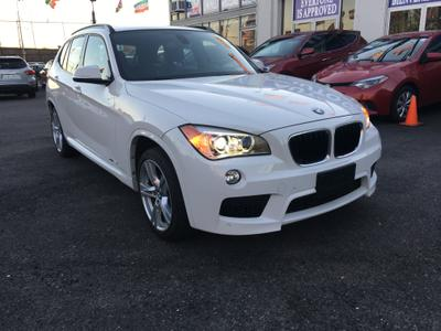 2015 BMW X1 xDrive 28i for sale VIN: WBAVL1C56FVY31490