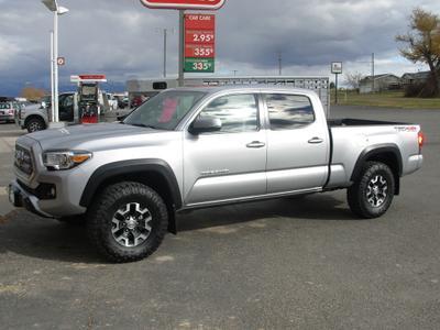 2016 Toyota Tacoma  for sale VIN: 3TMDZ5BN0GM009267