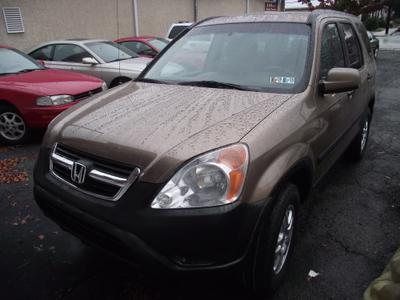 2002 Honda CR-V EX for sale VIN: JHLRD78872C082196
