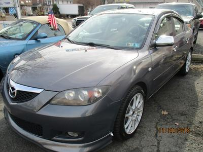 2008 Mazda Mazda3 i Touring Value for sale VIN: JM1BK32GX81132221