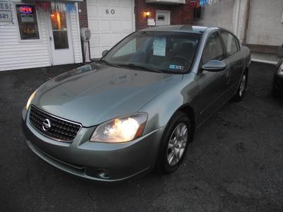 2006 Nissan Altima 2.5 S for sale VIN: 1N4AL11D36C259551