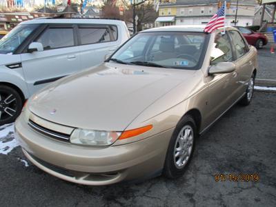 2002 Saturn L 200 for sale VIN: 1G8JU54FX2Y519270