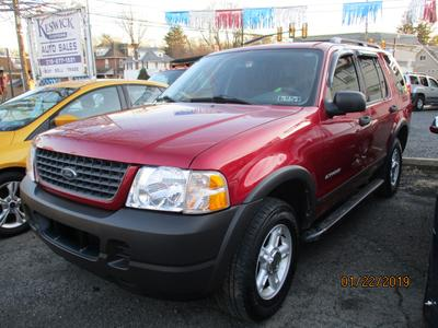 2004 Ford Explorer XLS for sale VIN: 1FMZU72K84UB06175