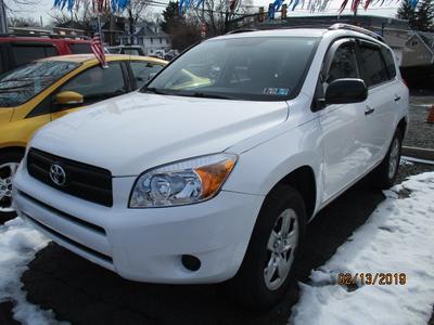 2008 Toyota RAV4  for sale VIN: JTMZD33V486062143