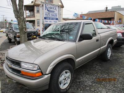 2000 Chevrolet S-10 LS for sale VIN: 1GCDT14W6YK170506