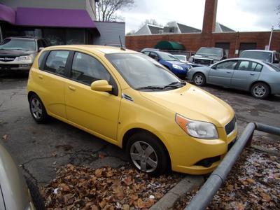 2009 Chevrolet Aveo 5 LS for sale VIN: KL1TD66E99B336178