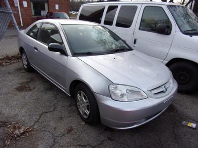 2001 Honda Civic LX for sale VIN: 1HGEM22571L120197