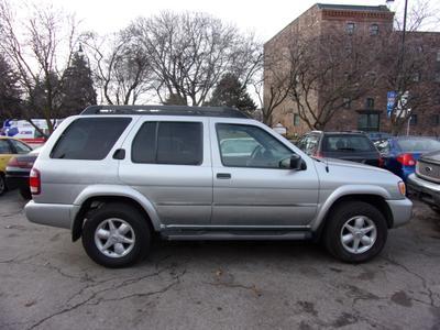 2002 Nissan Pathfinder SE for sale VIN: JN8DR09Y82W745468