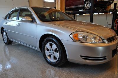 2008 Chevrolet Impala LT for sale VIN: 2G1WT58N981262834