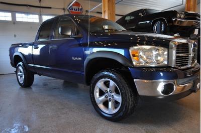2008 Dodge Ram 1500 SLT Quad Cab for sale VIN: 1D7HU18298J127571