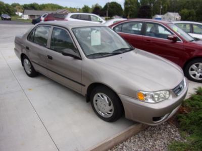 2001 Toyota Corolla CE for sale VIN: 2T1BR12E61C502581