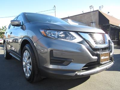 2017 Nissan Rogue S for sale VIN: KNMAT2MT6HP576089
