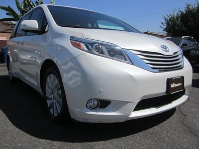 2015 Toyota Sienna Limited for sale VIN: 5TDYK3DCXFS572167