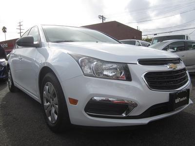 2016 Chevrolet Cruze Limited LS for sale VIN: 1G1PB5SG8G7208461