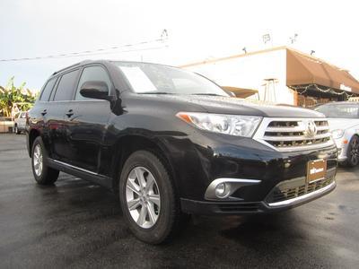 2011 Toyota Highlander SE for sale VIN: 5TDBK3EH5BS048094