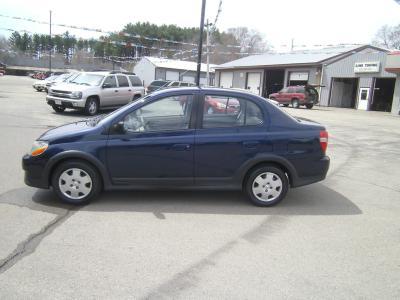 2002 Toyota ECHO  for sale VIN: JTDBT123220205707