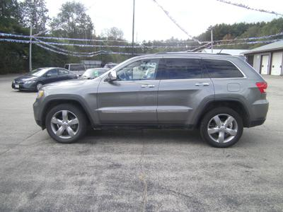 2013 Jeep Grand Cherokee Limited for sale VIN: 1C4RJFBG0DC552880