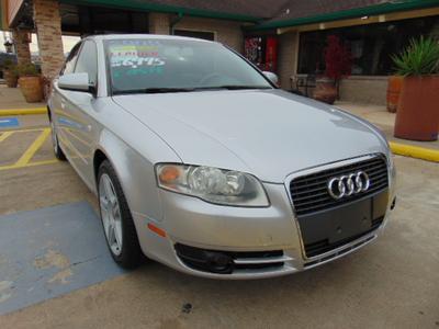 2008 Audi A4 2.0T for sale VIN: WAUAF78E28A106660