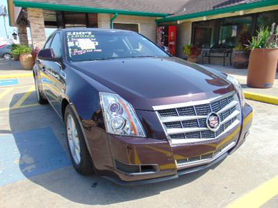 2009 Cadillac CTS  for sale VIN: 1G6DF577890138739