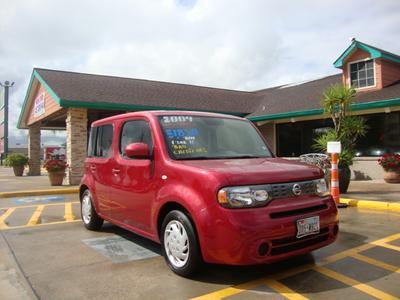 2009 Nissan Cube 1.8 S for sale VIN: JN8AZ28R29T105034