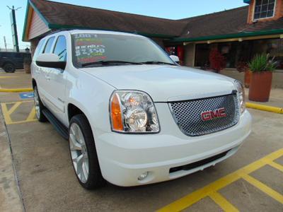 2007 GMC Yukon SLT for sale VIN: 1GKFC13J57R148845