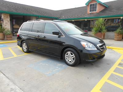 2006 Honda Odyssey EX-L for sale VIN: 5FNRL38646B008864