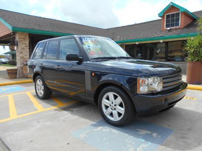 2004 Land Rover Range Rover HSE for sale VIN: SALME11484A157858