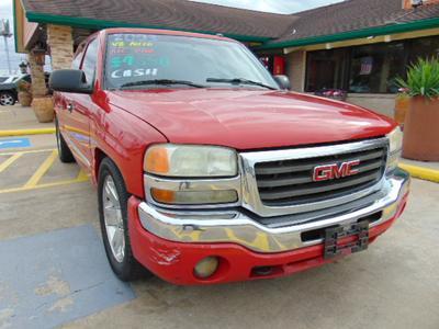 2003 GMC Sierra 1500 SLT Extended Cab for sale VIN: 2GTEC19T231249568