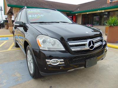 2008 Mercedes-Benz GL-Class GL 450 4MATIC for sale VIN: 4JGBF71E08A420613