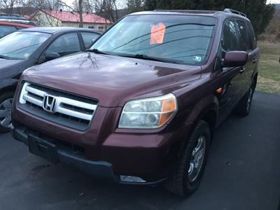 2007 Honda Pilot EX-L for sale VIN: 2HKYF18587H515784