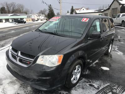 2012 Dodge Grand Caravan SXT for sale VIN: 2C4RDGCG9CR3R3715