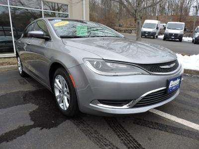2016 Chrysler 200  for sale VIN: 1C3CCCAB1GN195582