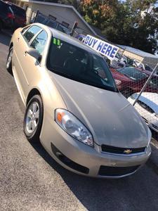 2011 Chevrolet Impala  for sale VIN: 2G1WG5EK3B1220813