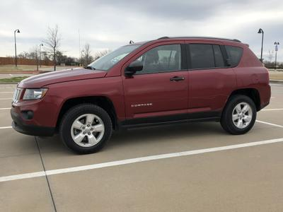 2015 Jeep Compass Sport for sale VIN: 1C4NJCBA8FD418771